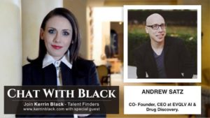 Andrew Satz on Talent Finders