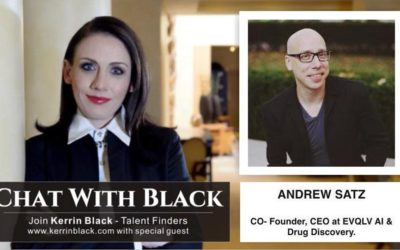 Andrew Satz on the Talent Finders Podcast