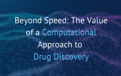 Beyond speed: The value of a computational approach to drug discovery
